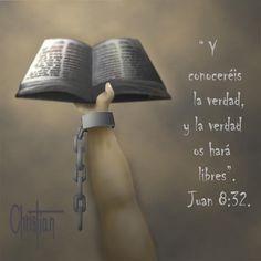 La Palabra os hará libres