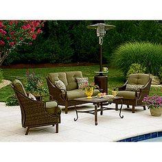 La Z Boy Peyton Outdoor Seating Set Featuring An Elegant Design And Fine  Craftsmanship