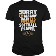 THIS GUY IS TAKEN BY A SOFTBALL GIRL T Shirts, Hoodie. Shopping Online Now ==► https://www.sunfrog.com/Sports/THIS-GUY-IS-TAKEN-BY-A-SOFTBALL-GIRL-Black-Guys.html?41382