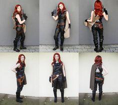 Ultimate Mara Jade Costume by ~MissSztynort on deviantART