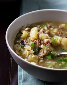 Sup Daging & Kentang dengan Aroma Bawang | Just Try & Taste