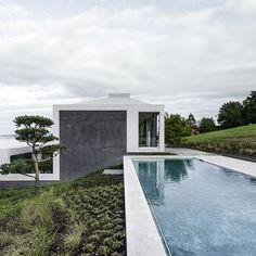 Haus des Jahres, 2014, Callwey Verlag, Deutsches Architekturmuseum, Think Architecture, Vier Hofhäuser in Zumikon