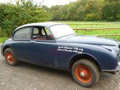 High Hopes: 1963 Jaguar Mk II Ex-PInk Floyd Carrera Panamericana Race Car Bentley Continental R, Pink Floyd Art, Steve O, David Gilmour, Vintage Race Car, Classic Cars Online, Back In The Day, Jaguar, Race Cars