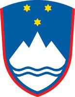 Brasão de armas: Eslovênia