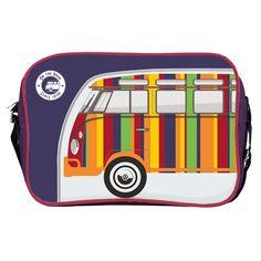 Campervan Gift - Retro Striped Campervan Shoulder Bag - Includes Free Trinket Tray, £36.95 (http://www.campervangift.co.uk/retro-striped-campervan-shoulder-bag-includes-free-trinket-tray/)