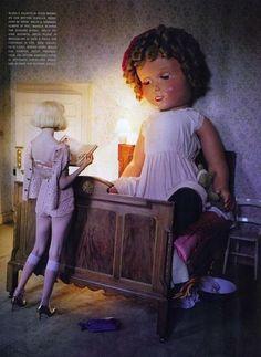 Tim Walker Gian Dolls