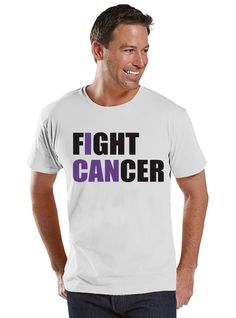 This top is the perfect way to proudly support cancer awareness! Find one for…
