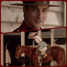 When Calls The Heart-Early on, Jack doesn't know quite what to think of Elizabeth, but he's always watching her.  She intrigues him from the very beginning, though he takes pains not to show it. #WhenCallsTheHeart #WCTH #Hearties