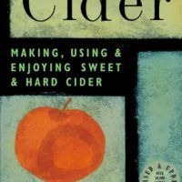 Cider: Making, Using & Enjoying Sweet & Hard Cider, 3rd Edition by Lew Nichols, PDF, 1580175201, cookingebooks.info