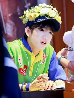 Got 7 junior fansign event