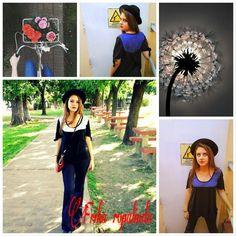 No hace falta ser otra es solo una cuestión de actitud. Frika #frika_ropalinda #ventas #sale #fotodeldia#amor #ropadediseño #photooftheday #happy #girl #mujer #fashion #follow