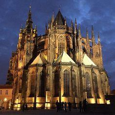 Os melhores lugares a visitar em Praga