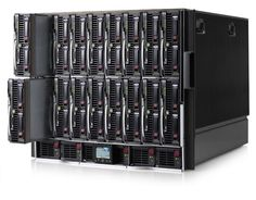 HP C7000 Enclosure 16x BL460C Blade servers, 128 x 2.5GHz CPU Cores, 512GB RAM