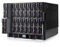 HP C7000 Enclosure 16x BL460C Blade servers, 128 x 2.5GHz CPU Cores, 512GB RAM