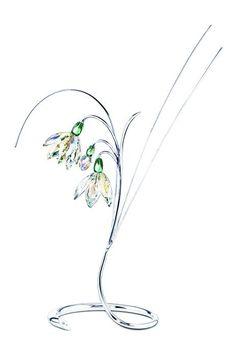 Damarys Swarovski Paradise Flower