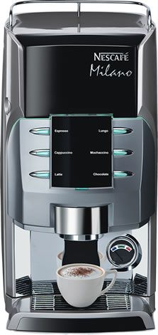 nestle milano coffee machine - Google Search