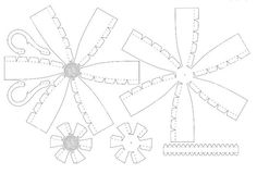 How to Make Colorful Striped Paper Teacups   www.FabArtDIY.com LIKE Us on Facebook ==> https://www.facebook.com/FabArtDIY