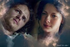 """My love,"""" he said, almost whispering. """"God, ye do look so lovely, wi' your great eyes all gold, and your hair so soft round your face."""" He brushed his tongue across dry lips. """"I knew ye must forgive..."""