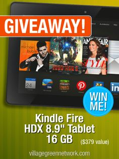 Enter for a chance to win a Kindle HDX Health And Nutrition, Health And Wellness, Health Fitness, Homesteading Blogs, Blog Love, Health Articles, I Love Books, For Your Health, Real Food Recipes