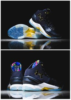 Under Armour UA Steph Curry Two Suit and Tie 9.5