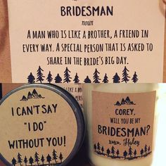 """Return of the #bridesman ! Excited to help @hstrobl14 with partner in crime @terralynthomas . They'll need to change the slogan soon """"always a bridesman never a husband"""" #wompwomp #wedding"""