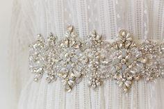 Bridal Sashes by Bride La Boheme