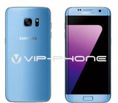Samsung Galaxy S7 Edge 32GB (G935F) Kék kártyafüggetlen mobiltelefon - Most 26% kedvezménnyel