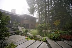 pacific northwest contemporary homes - Google Search