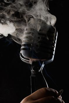 Microphone by jabeek4evr, via Flickr