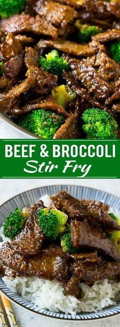 Beef and Broccoli Stir Fry Recipe Beef and Broccoli Asian Beef Beef Stir Fry Chinese Food Gluten Free Chinese Food, Vegetarian Chinese Recipes, Homemade Chinese Food, Authentic Chinese Recipes, Easy Chinese Recipes, Japanese Recipes, Healthy Chinese Food, Beef Broccoli Stir Fry, Easy Beef And Broccoli