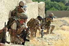 Parachute Regiment - Afghanistan