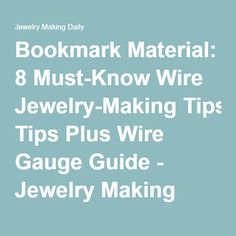Read and share 30 best respect status for whatsapp find more at the bookmark material 8 must know wire jewelry making tips plus wire gauge guide greentooth Image collections