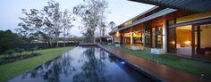 One Wybelenna in Brisbane, Australia by Shaun Lockyer Architects