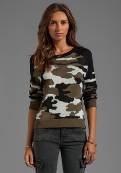 #Revolve Clothing         #love                     #Generation #Love #Ruby #Army #Sweater #Camouflage #from #REVOLVEclothing.com                           Generation Love Ruby Army Sweater in Camouflage from REVOLVEclothing.com                                http://www.seapai.com/product.aspx?PID=526188