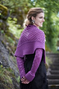 Ravelry: Hertha pattern by Linda Marveng