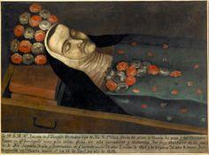 Sor María Antonia de San Joaquín (Clarisa) | Colección de Arte del Banco de la República