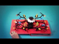Hide and Seek by David A. Carter really wonderful popup book