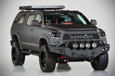 2015 Toyota Devolro Diablo Line-X Black Edition