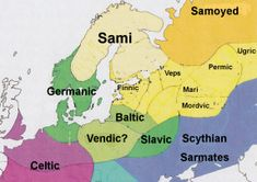 My Ancestors inhabited the areas  previously known as Bavaria, Bohemia, and now Czechoslovakia before being driven out by Tribal Genocide. They have been called Sorbs, Wends, and call themselves Sami. All oral history handed down points to a mix in traditions Sami, Wendish, German, Serbian, Slavic and Viking heritage. Surnames given where based on occupation and where one lived. My name has two meanings..Hill Dweller and Millet. Cross between Wend which was much later as farming and Hill…