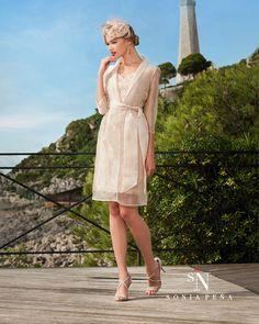 Uno dei miei abiti favoriti di Sonia Peña . Ref  1160105 Moda Donne Mature 91a078de514