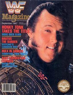 WWF September 1987