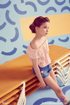 ♥ Off the shoulders ♥ Tendencias Moda Infantil Primavera Verano 2016 : Blog de Moda Infantil, Moda Bebé y Premamá ♥ La casita de Martina ♥