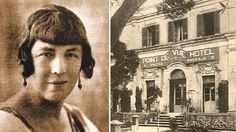 gladys peto | of Gladys Peto. Right: The Point de Vue Hotel in Rabat, which Peto ...