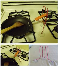 Picture of DIY ASSISTIVE PAN HOLDER