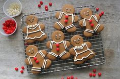 Ginger bread people!