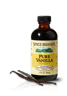 duh. Vanilla Extract - Spices and Herbs