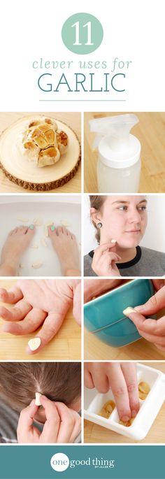 11 redenen waarom knoflook is het meest nuttig voedsel in uw Pantry