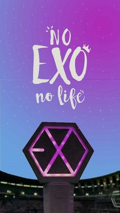 No Exo No Life Wallpaper