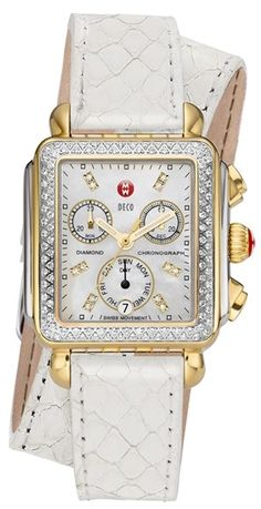 This is a GREAT summer watch - I love it!