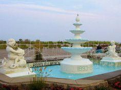 Bradley Beach Fountain